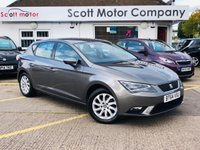 2014 SEAT LEON 1.2 TSI SE Technology 5 door £7899.00