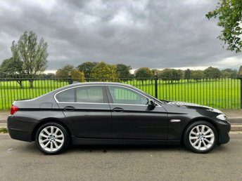 2012 BMW 5 SERIES 2.0 520D SE 4d 181 BHP £7995.00