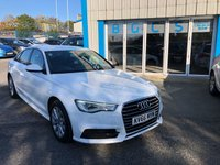 2016 AUDI A6 2.0 TDI ULTRA SE EXECUTIVE 4d AUTO 188 BHP £12990.00