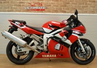 2001 Y YAMAHA YZF R6 600CC SUPER SPORTS £2495.00