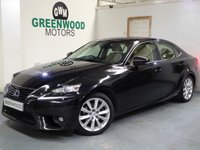 USED 2015 15 LEXUS IS 2.5 Executive Edition E-CVT 4dr