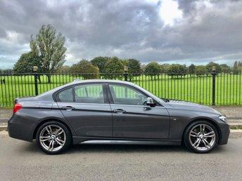 2014 BMW 3 SERIES 2.0 320D M SPORT 4d 181 BHP £10995.00