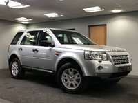 USED 2006 56 LAND ROVER FREELANDER 2.2 TD4 SE 5d 159 BHP +++EXCELLENT DRIVER+++