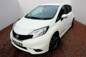 2014 NISSAN NOTE 1.2 TEKNA STYLE DIG-S 5d 98 BHP £7499.00