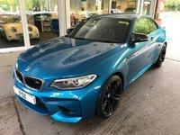 2017 BMW M2 3.0 M2 2d 365 BHP £31750.00