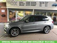 2017 BMW X5 3.0 XDRIVE30D M SPORT 5d AUTO 255 BHP £28475.00