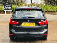 USED 2016 BMW 2 SERIES 1.5 218I SPORT GRAN TOURER 5d AUTO 134 BHP 7 SEATS Sat Nav, Rear parking sensors