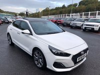 USED 2018 18 HYUNDAI I30 1.4 FASTBACK PREMIUM SE 5d 139 BHP One owner with 6,000 miles & very high specification