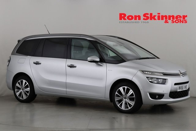 View our 2016 66 CITROEN C4 GRAND PICASSO 1.6 BLUEHDI EXCLUSIVE PLUS 5d 118 BHP