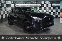 USED 2018 18 JAGUAR E-PACE 2.0 CORE 5d 148 BHP ONE OWNER FROM NEW, LOW MILEAGE with BLACK PACK