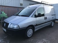 USED 2007 07 CITROEN DISPATCH 1.9D 815KG 70 BHP FACLIFT MODEL **NO VAT**