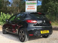 USED 2014 14 RENAULT CLIO 1.5 DYNAMIQUE MEDIANAV ENERGY DCI S/S 5dr £0 Tax, Sat Nav, Cruise