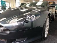 USED 2008 58 ASTON MARTIN DB9 5.9 V12 2d AUTO 451 BHP STUNNING LOW MILEAGE EXAMPLE! AMAZING SERVICE HISTORY!