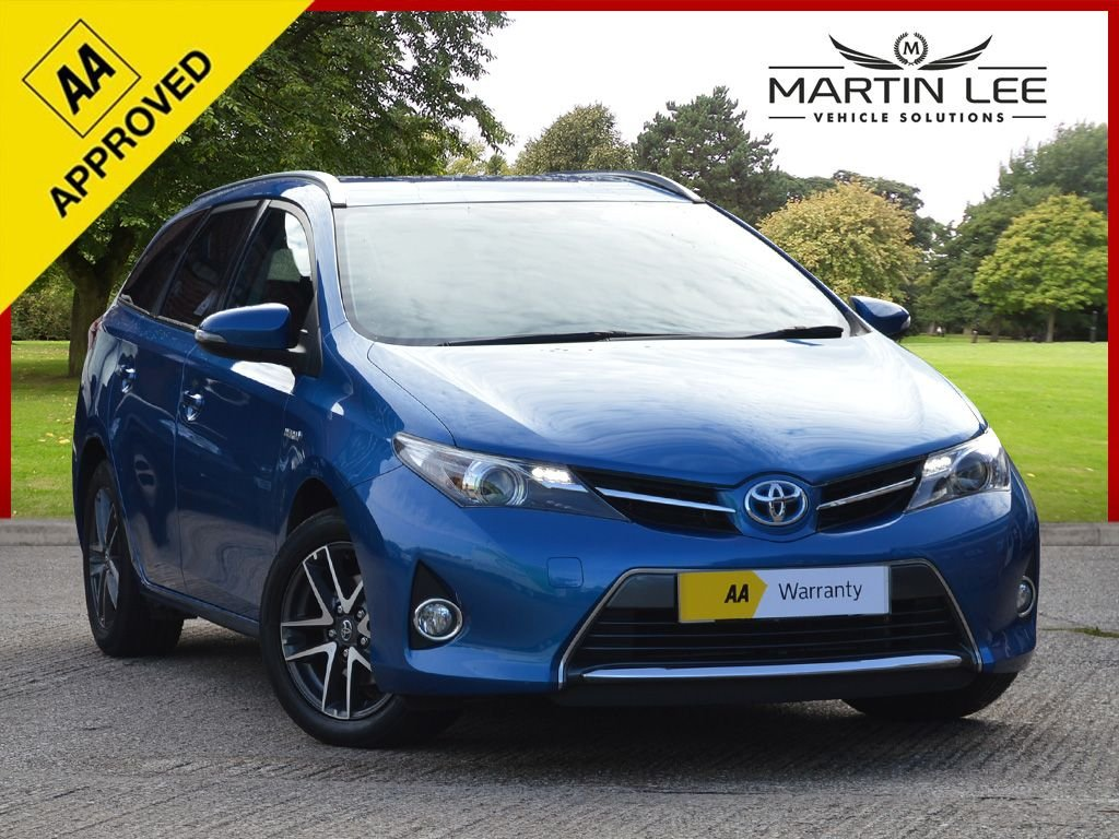 USED 2015 15 TOYOTA AURIS 1.8 VVT-I ICON PLUS 5d AUTO 98 BHP
