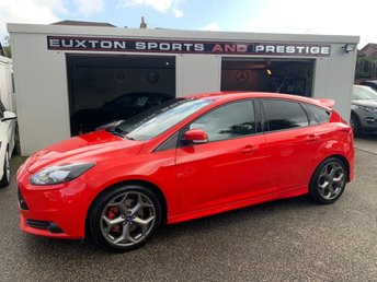 2013 FORD FOCUS 2.0 T ST-3 5dr £9995.00