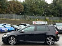 USED 2014 64 VOLKSWAGEN GOLF 2.0 TSI BlueMotion Tech R 4MOTION (s/s) 5dr Xenons/SatNav/DAB/Cruise