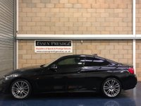 USED 2018 18 BMW 4 SERIES 2.0 420i M Sport Coupe 2dr Petrol Auto (s/s) (184 ps) +FULL SERVICE+WARRANTY+FINANCE
