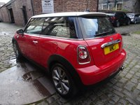 USED 2012 12 MINI HATCH COOPER 2.0 COOPER D LONDON 2012 EDITION 3d AUTO 110 BHP (Rare London 2012 Auto)