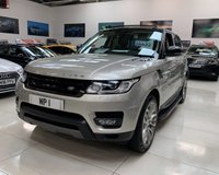 USED 2016 16 LAND ROVER RANGE ROVER SPORT 3.0 SDV6 HSE DYNAMIC 5d AUTO 306 BHP 4WD PANROOF