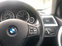 USED 2013 13 BMW 3 SERIES 2.0 320D EFFICIENTDYNAMICS 4d AUTO 161 BHP SERVICE RECORD +  MOT MAY 2020 +  DAB RADIO +  BLUETOOTH +  PARKING SENSORS +  CRUISE CONTROL +