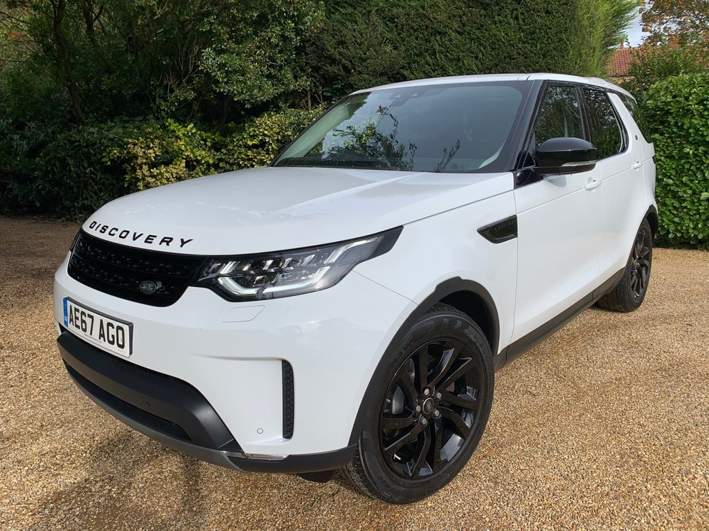 USED 2017 67 LAND ROVER DISCOVERY  TD6 HSE 5d 255 BHP