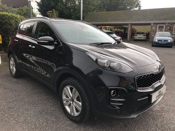 KIA SPORTAGE at GKS Car Sales