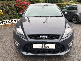 FORD MONDEO at GKS Car Sales