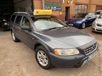 USED 2005 05 VOLVO XC70 2.4 D5 SE LUX AWD 5d AUTO 163 BHP