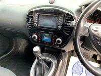 USED 2014 63 NISSAN JUKE 1.5 DCI N-TEC 5d 109 BHP