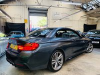 USED 2015 15 BMW 4 SERIES 3.0 430d M Sport 2dr PERFORMANCEKIT+HTDSTER+AIRCOL+