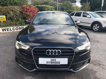 AUDI A5 at GKS Car Sales
