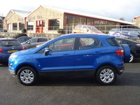 USED 2015 15 FORD ECOSPORT 1.5 ZETEC TDCI 5d 90 BHP ROAD TAX ONLY £30 A YEAR