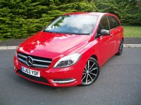 USED 2013 63 MERCEDES-BENZ B CLASS 1.8 B200 CDI BLUEEFFICIENCY SPORT 5d AUTO 136 BHP Beautiful Looking Eye Catching Example, JUST 43,000 Miles with Full Mercedes Dealership Service History, HUGE Specification, A Must See!!!