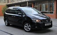 USED 2016 SEAT ALHAMBRA 2.0 TDI SE LUX 5d AUTO 150 BHP