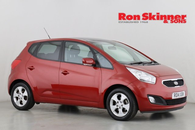 View our 2014 14 KIA VENGA 1.6 3 ECODYNAMICS 5d 123 BHP