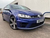 USED 2016 16 VOLKSWAGEN GOLF 2.0 R DSG 5d AUTO 298 BHP FULL VW SERVICE HISTORY - ONLY 1 OWNER - DSG oil and filter @62k 10/7/2019