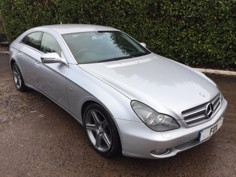 View our MERCEDES-BENZ CLS-CLASS