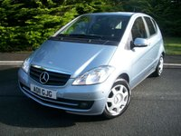 USED 2011 11 MERCEDES-BENZ A CLASS 1.5 A160 CLASSIC SE 5d AUTO 95 BHP A Rare opportunity to own this highly sought after Mercedes A Class Automatic, JUST Two Careful Meticulous Owners, ONLY 22,000 Miles with Full Service History!!!