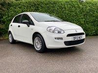 2012 FIAT PUNTO 1.2 POP 5d 69 BHP £2790.00