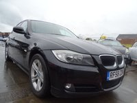 USED 2009 58 BMW 3 SERIES 2.0 320I ES 4d 168 BHP 1 YEAR MOT INCLUDED