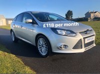 USED 2012 62 FORD FOCUS 1.6L ZETEC TDCI 5d 113 BHP Only £20 Road Tax!