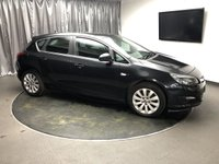 USED 2014 14 VAUXHALL ASTRA 2.0 TECH LINE CDTI 5d AUTO 163 BHP **FREE UK DELIVERY**