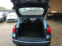 USED 2014 14 VAUXHALL ASTRA 1.6 DESIGN 5d AUTO 115 BHP