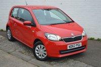 2012 SKODA CITIGO 1.0 SE 12V 3d 59 BHP £3440.00