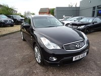 USED 2016 16 INFINITI QX50 3.0 GT D 5d AUTO 235 BHP GT VERSION WITH TECH & LUXURY LAST SERVICED JULY 2019