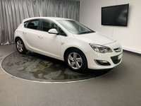 USED 2014 14 VAUXHALL ASTRA 1.6 SRI 5d 177 BHP FREE UK DELIVERY, AIR CONDITIONING, AUX INPUT, CLIMATE CONTROL, CRUISE CONTROL, ELECTRONIC PARKING BRAKE, PARKING SENSORS, STEERING WHEEL CONTROLS, TRIP COMPUTER