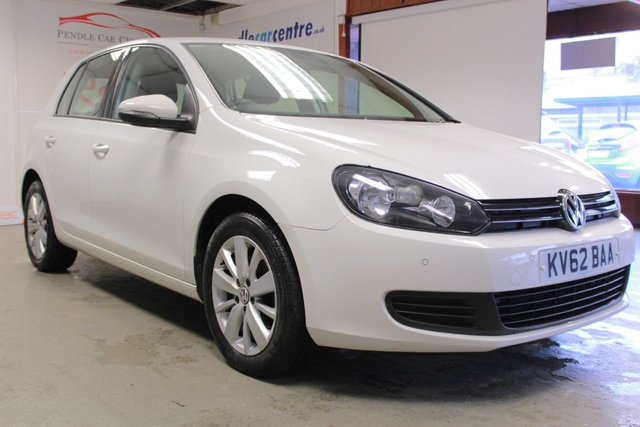 2012 62 VOLKSWAGEN GOLF 2.0 MATCH TDI BLUEMOTION TECHNOLOGY 5d 138 BHP
