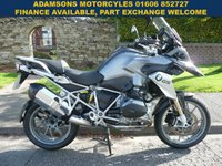 USED 2013 13 BMW R SERIES 1170cc R 1200 GS  Superb Service History, Excellent Condition, Nice Spec, Two Keys, Fantastic Ride.
