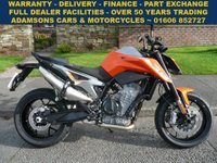 USED 2019 19 KTM 790 DUKE 0.8  4 Months Old,Only 464 Miles,Totally Immaculate,Powerparts Seat,Balance Of Warranty.