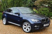 USED 2010 10 BMW X6 3.0 XDRIVE30D 4d AUTO 232 BHP ** BMW SERVICE RECORD EX BMW DEMO **